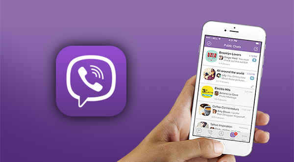 viber-Smartphonegreece
