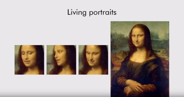 Deepfake-living-portraits-Smartphongreece