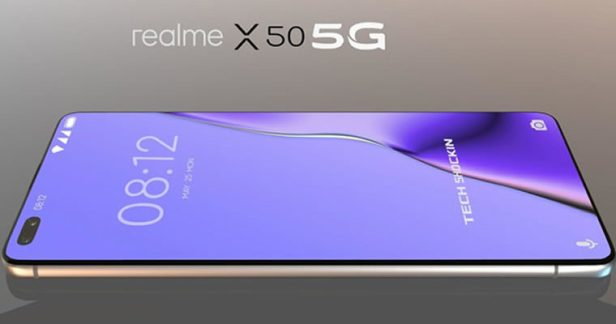 Realme X50 Pro 5G Smartphonegreece