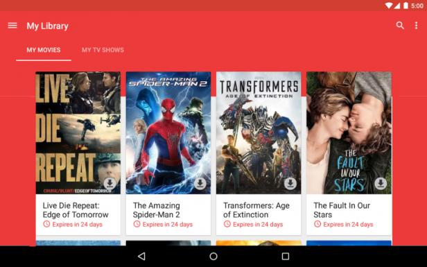googleplay movies Smartphonegreece