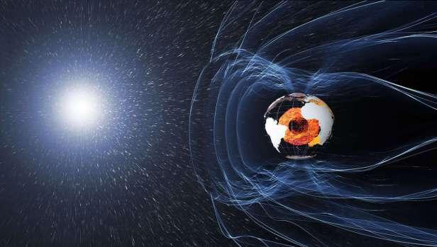 earths magnetic field Smartphonegreece 2