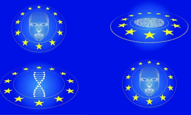 biometric database Smartphonegreece