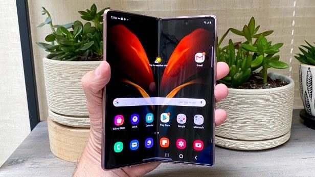 Samsung Galaxy Z Fold 2 Smartphonegreece