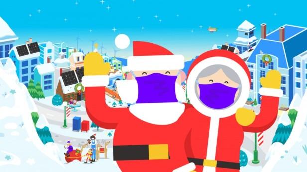 Santa-Clauss-G00gle-Smartphonegreece (1)