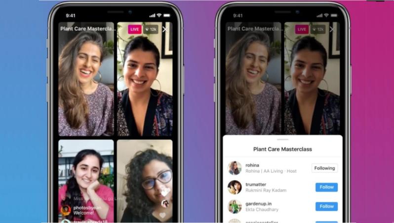 messenger-live-rooms-Smartphonegreece