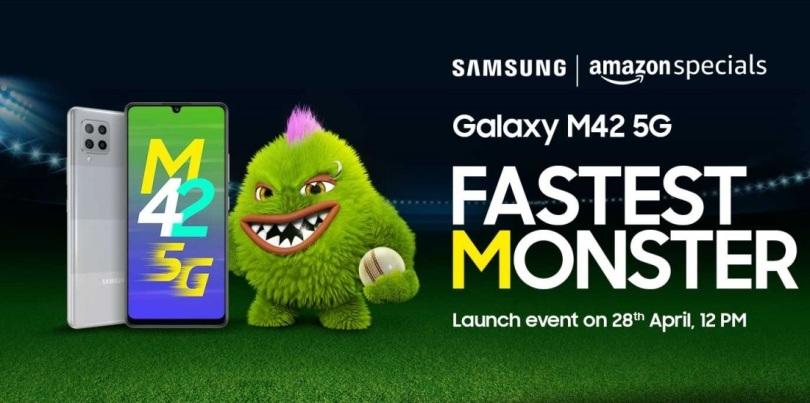 Galaxy M42 5G-Smartphonegreece