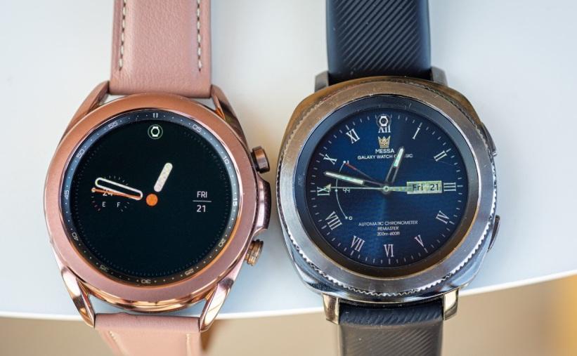 Samsung Galaxy Watch3 Samsung Gear Sport Smartphonegreece