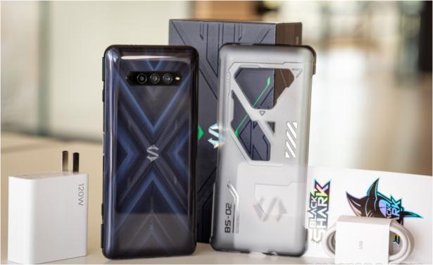Xiaomi Black Shark 4 Smartphoneecw (1)