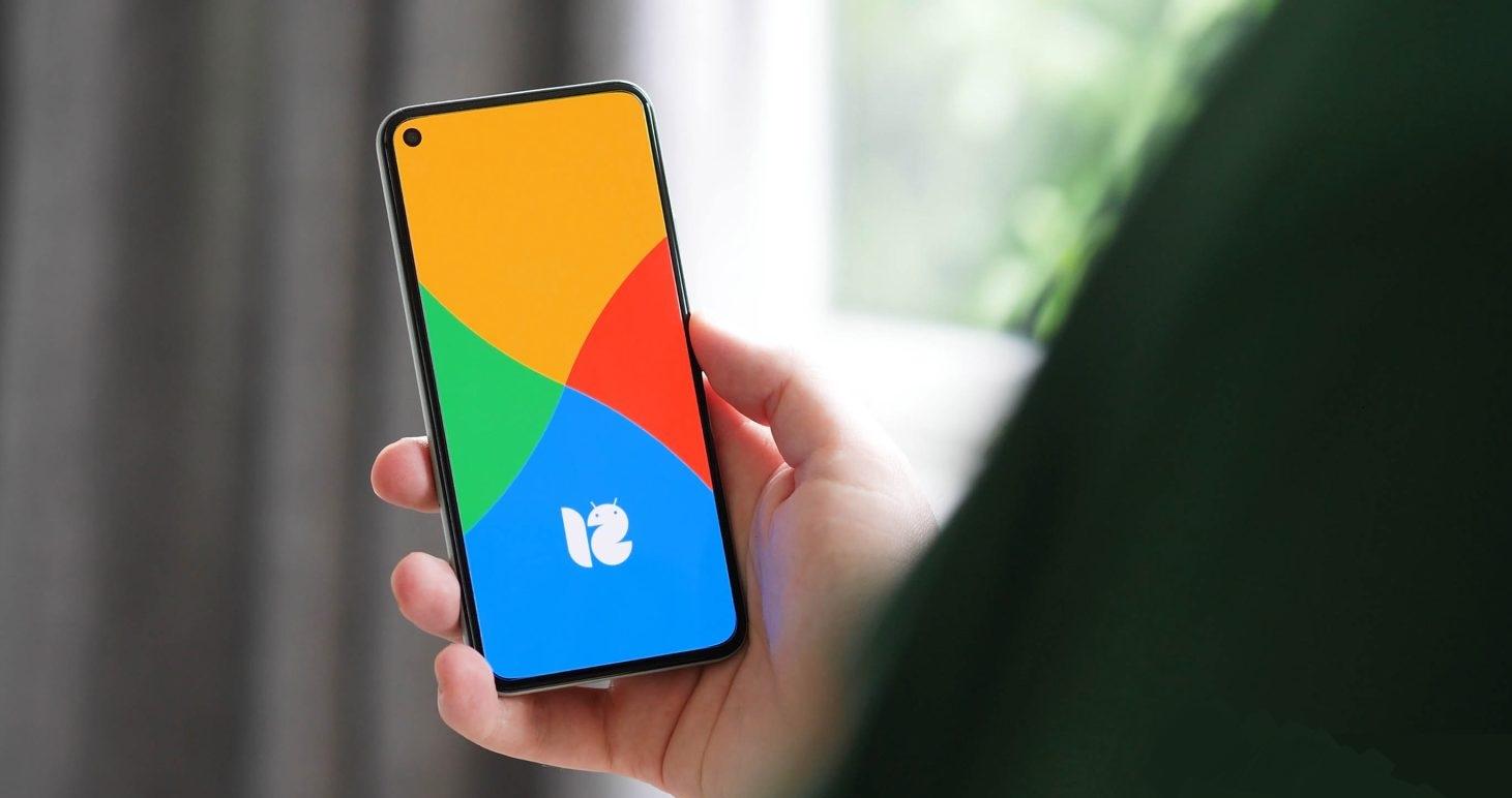 Android-12-Beta-Smartphonegreece