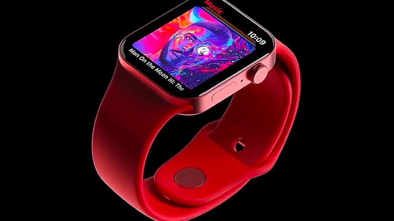 Apple Watch Series 7 Smartphonegreece