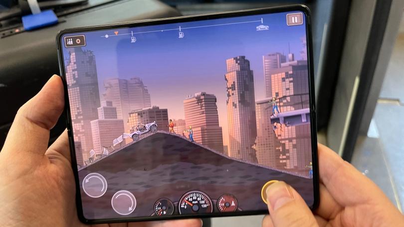 Galaxy Z Fold 3 Smartphonegreece