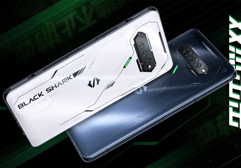 Black Shark 4S pro Smartphonegreece